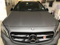 Wrapping Mercedes GLA